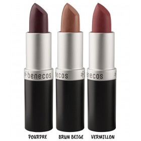 BENECOS Organic Matte Lipstick