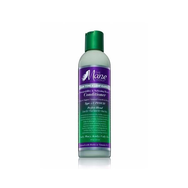 THE MANE CHOICE Après-shampooing HAIR TYPE 4 LEAF CLOVER 237ml
