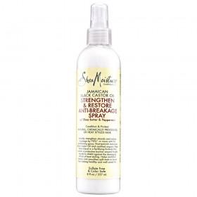 SHEA MOISTURE Anti-Breakage Spray RICIN Black Castor Oil 237ml (Strengthen & Restore Anti-Breakage)