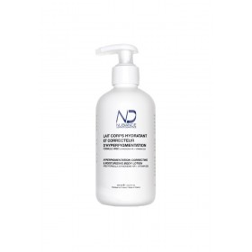NUBIANCE Lait corps hydratant & Correcteur d'Hyperpigmentation 250ml