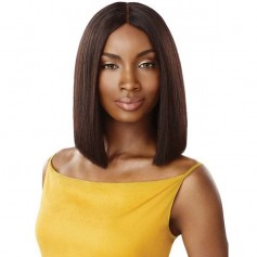 OUTRE perruque STRAIGHT BLUNT CUT BOB 12'' (Deep Lace Part)