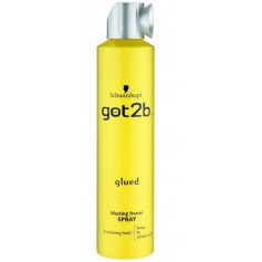 Laque GOT2BE Glued fixation extrême 300ml_