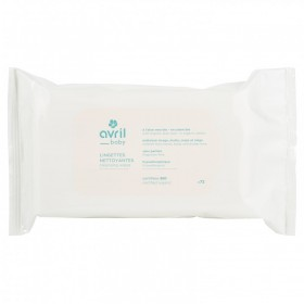 APRIL Organic baby cleaning wipes x72