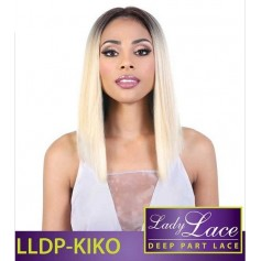 BESHE perruque LLDP KIKO (Deep part lace)