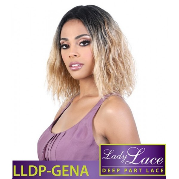 BESHE perruque LLDP GENA (Lace Front)