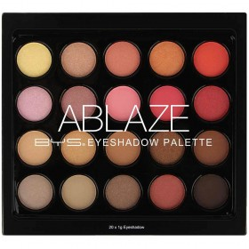 BE YOUR SELF Palette 20 Fards ABLAZE (20 x 1g)