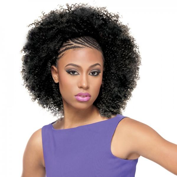 d3b83e06fba SUPREME natte Afro Kinky Bulk 16 pouces (Ultimate Plus)