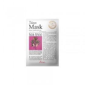 ARIUL Masque-tissu à l'arbre à thé 7DAYS 20g