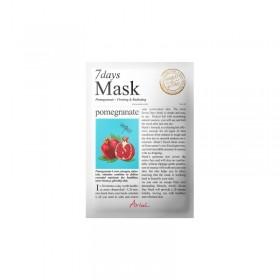 ARIUL Masque-tissu à la GRENADE SEVEN DAYS 20g