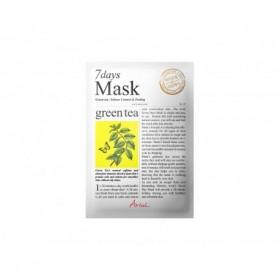 ARIUL Masque-tissu au THÉ VERT SEVEN DAYS 20g