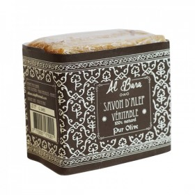 Pure Aleppo soap OLIVE AL BARA 200g
