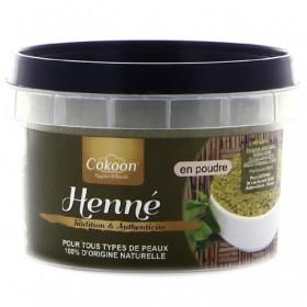 COKOON Henné en poudre 100% naturel 100g