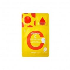 Masque Visage 3 Phases à la Vitamine C
