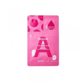 JJ YOUNG 3 Phase Face Mask with VITAMIN A