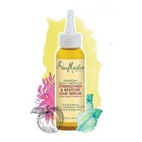 SHEA MOISTURE RICIN Black Castor Oil Serum 59ml (Restorative hair serum)