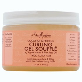 "SHEA MOISTURE Curl Definition Gel Coconut & Hibiscus 340g ""Blown Gel"