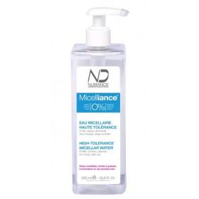 NUBIANCE High Tolerance Micellar Water 500ml (Micelliance 0%)
