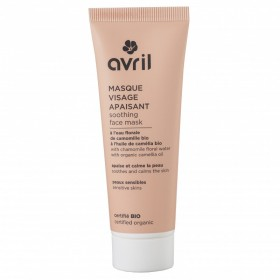 AVRIL Masque Visage Apaisant BIO 50ml