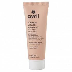 AVRIL Masque Visage Apaisant BIO 50ml