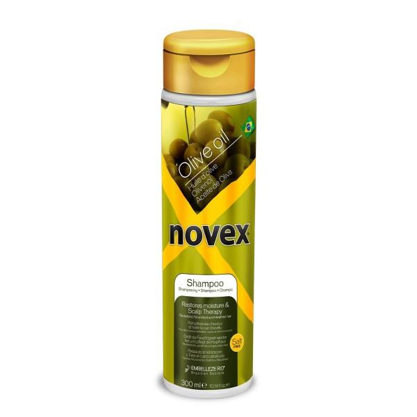 NOVEX Shampooing HUILE D'OLIVE 300ml (Olive Oil)