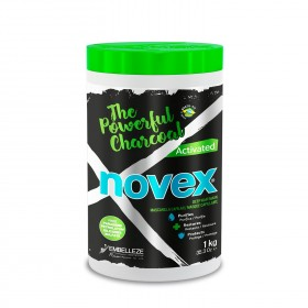 NOVEX Masque capillaire au CHARBON 1kg (The Powerful Charcoal)