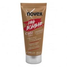 NOVEX Aprés shampoing de croissance au Café 200ml (PRA BOMBAR)