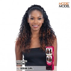 MODEL MODEL hairpiece OCEAN GIRL