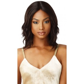 """OTHER WAVE 14"""" Gold Mystresses Wig Gold NATURAL WAVE (Front Lace)"""