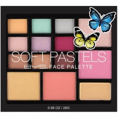 Palette Full Make-up SOFT PASTELS 28g