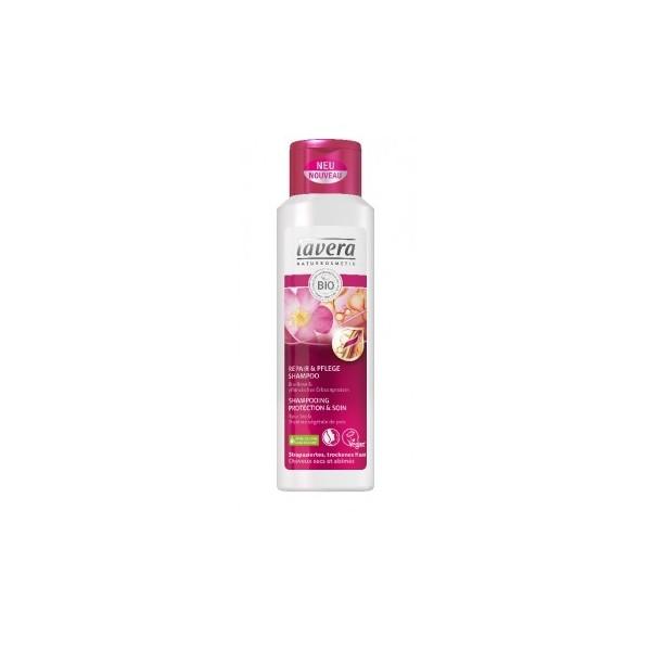 LAVERA Shampooing Protection et Soin réparateur BIO 250 ml