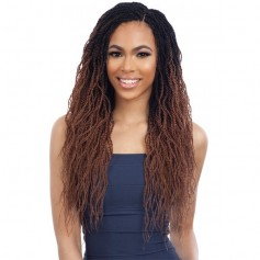 FREEETRESS natte NATURAL WAVY TWIST 18'' (Pre-Stretched)