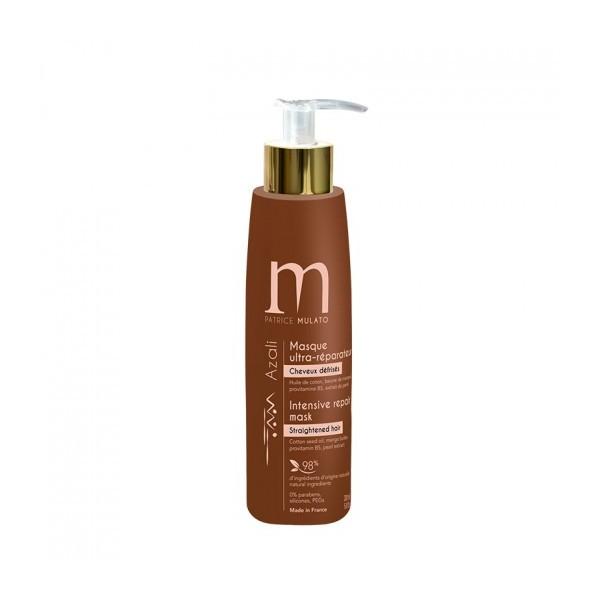 AZALI Masque ultra-réparateur cheveux défrisés 200ml
