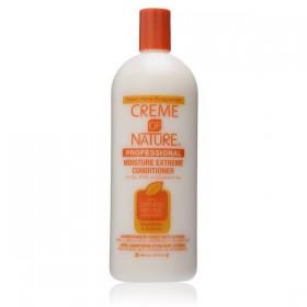 CREME OF NATURE Après-Shampooing PROFESIONNEL HYDRATANT EXTRÊME 946ml (Moisture Extreme Conditioner)