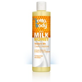 LOTTABODY Après-shampooing revitalisant LAIT & MIEL 300ml (Restore Me Cream Conditioner)