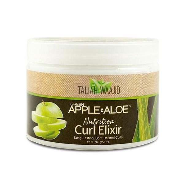 TALIAH WAAJID Crème nutrition pour boucles POMME & ALOE (Curl Elixir) 355ml