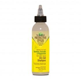 TALIAH WAAJID Shampooing sec en gel BAMBOU AVOCAT MENTHE POIVRÉE 118ml (Dry gel shampoo)