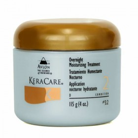 KERACARE Traitement capillaire hydratant de nuit 115g (Overnight Moisturizing Treatment)