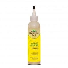 Shampooing hydratant BAMBOU, LAIT DE COCO & BIOTINE 237ml