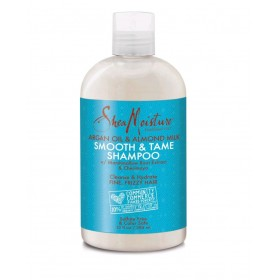 SHEA MOISTURE Shampooing AMANDE & ARGAN 384ml (Smooth & Tame Shampoo)