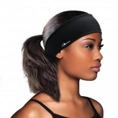 Black headband for Sport EDGE (Dri Sweat)