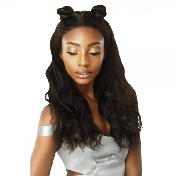 OUTRE perruque Mytresses Black LOOSE BODY (360° Lace)