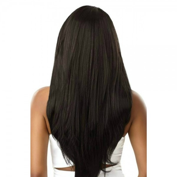OUTRE perruque &PLAY NATURAL STRAIGHT (360° Lace)