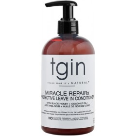 TGIN Après-shampooing sans rinçage COCO/MIEL 384ml (Miracle Repairx Protective leave in conditioner)