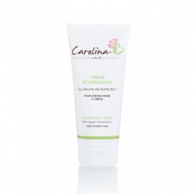 CAROLINA B Nourishing Cream with ORGANIC CARITE 200ml