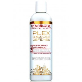CREME OF NATURE Shampooing Réparateur PLEX 354 ml (Etape 2)