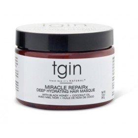TGIN Masque capillaire Hydratant COCO/MIEL 340g (Miracle Repairx Deep Hydrating hair mask)