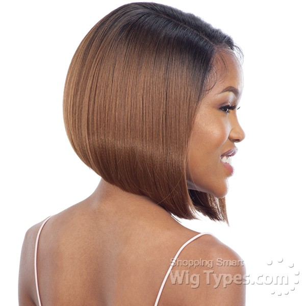 MODEL MODEL perruque EDGES ON POINT 7001 (Lace Front)