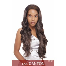 VANESSA demi-perruque LAS CANTON