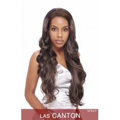 VANESSA demi-perruque LAS CANTON ***