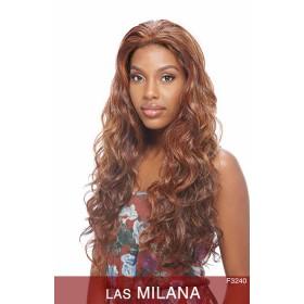 VANESSA half wig LAS MILANA